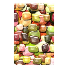 Stones 001 Shower Curtain 48  x 72  (Small)
