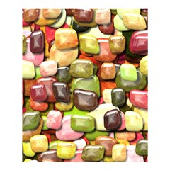 Stones 001 Shower Curtain 60  X 72  (medium)