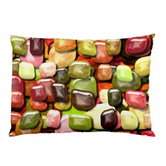 Stones 001 Pillow Cases (Two Sides)