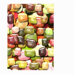 Stones 001 Large Garden Flag (Two Sides)