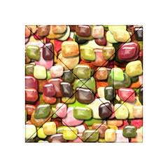 Stones 001 Acrylic Tangram Puzzle (4  x 4 )