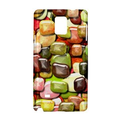 Stones 001 Samsung Galaxy Note 4 Hardshell Case