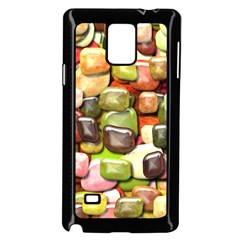 Stones 001 Samsung Galaxy Note 4 Case (Black)