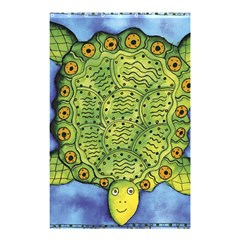 Turtle Shower Curtain 48  X 72  (small)