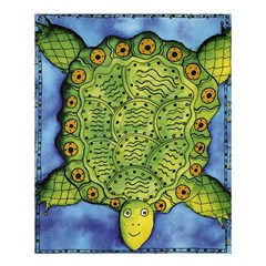 Turtle Shower Curtain 60  x 72  (Medium)
