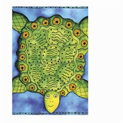 Turtle Large Garden Flag (Two Sides)