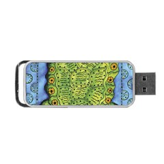 Turtle Portable USB Flash (Two Sides)