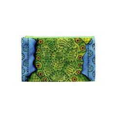 Turtle Cosmetic Bag (XS)