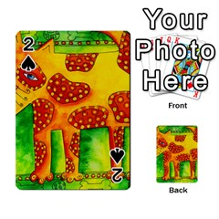 Spotty Dog Playing Cards 54 Designs