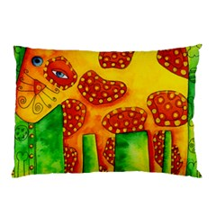 Spotty Dog Pillow Cases (Two Sides)