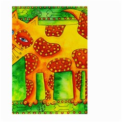 Spotty Dog Large Garden Flag (Two Sides)
