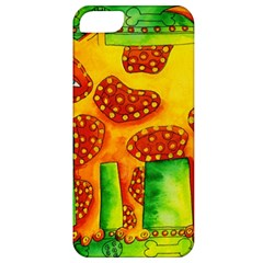 Spotty Dog Apple Iphone 5 Classic Hardshell Case