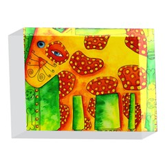 Spotty Dog 5 x 7  Acrylic Photo Blocks