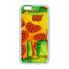 Spotty Dog Apple Seamless iPhone 6 Case (Color)