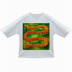 Patterned Snake Infant/Toddler T-Shirts