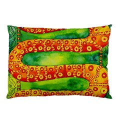 Patterned Snake Pillow Cases (Two Sides)