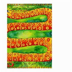 Patterned Snake Small Garden Flag (Two Sides)