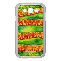 Patterned Snake Samsung Galaxy Grand Duos I9082 Case (white)