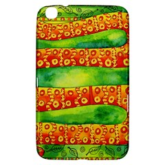 Patterned Snake Samsung Galaxy Tab 3 (8 ) T3100 Hardshell Case