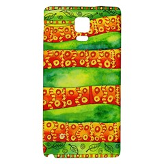 Patterned Snake Galaxy Note 4 Back Case