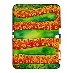 Patterned Snake Samsung Galaxy Tab 4 (10 1 ) Hardshell Case