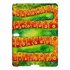 Patterned Snake Samsung Galaxy Tab S (10.5 ) Hardshell Case