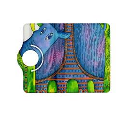 Patterned Rhino Kindle Fire HD (2013) Flip 360 Case