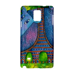 Patterned Rhino Samsung Galaxy Note 4 Hardshell Case