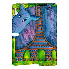 Patterned Rhino Samsung Galaxy Tab S (10.5 ) Hardshell Case