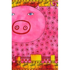 Patterned Pig 5.5  x 8.5  Notebooks