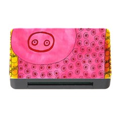 Patterned Pig Memory Card Reader with CF