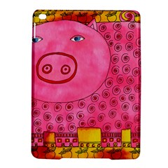Patterned Pig iPad Air 2 Hardshell Cases