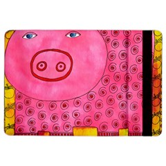 Patterned Pig iPad Air 2 Flip