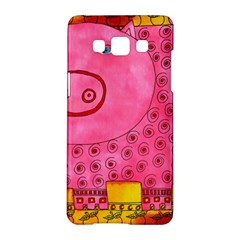 Patterned Pig Samsung Galaxy A5 Hardshell Case