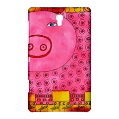 Patterned Pig Samsung Galaxy Tab S (8.4 ) Hardshell Case