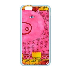 Patterned Pig Apple Seamless iPhone 6 Case (Color)