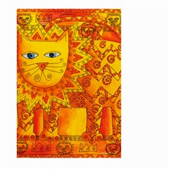 Patterned Lion Large Garden Flag (Two Sides)