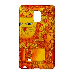 Patterned Lion Galaxy Note Edge