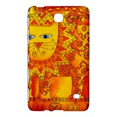 Patterned Lion Samsung Galaxy Tab 4 (7 ) Hardshell Case