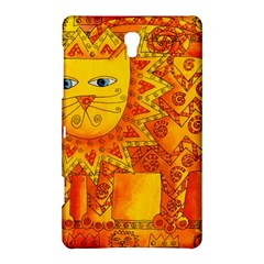Patterned Lion Samsung Galaxy Tab S (8.4 ) Hardshell Case