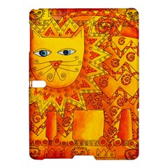 Patterned Lion Samsung Galaxy Tab S (10.5 ) Hardshell Case