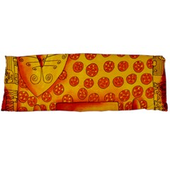 Patterned Leopard Body Pillow Cases Dakimakura (Two Sides)