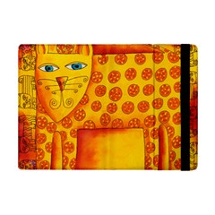 Patterned Leopard Ipad Mini 2 Flip Cases