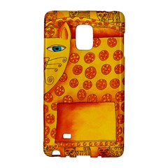 Patterned Leopard Galaxy Note Edge