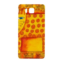 Patterned Leopard Samsung Galaxy Alpha Hardshell Back Case