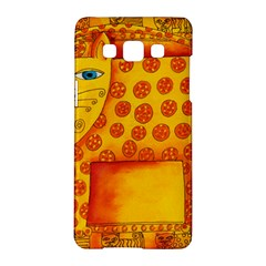 Patterned Leopard Samsung Galaxy A5 Hardshell Case