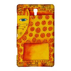 Patterned Leopard Samsung Galaxy Tab S (8.4 ) Hardshell Case
