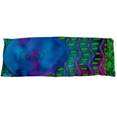 Patterned Hippo Body Pillow Cases Dakimakura (Two Sides)