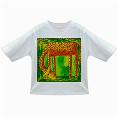 Patterned Giraffe  Infant/Toddler T-Shirts