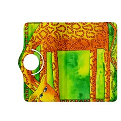 Patterned Giraffe  Kindle Fire HDX 8.9  Flip 360 Case